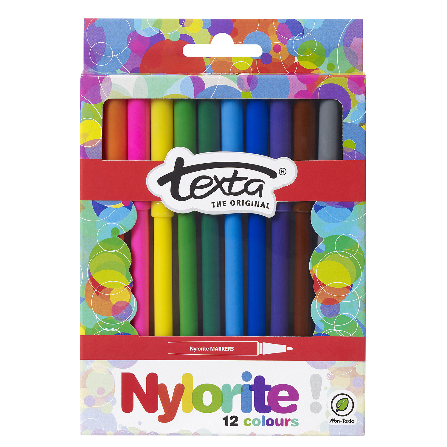 Nylorite Colouring In Markers